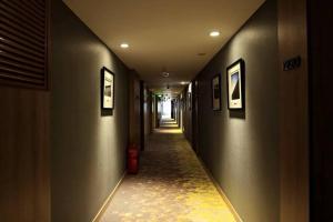 Hostels und Jugendherbergen - Elan Hotel Bozhou Lixin Qicai Shijie