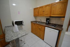 Aparthotel Las Lanzas, Апарт-отели  Лас-Пальмас-де-Гран-Канария - big - 19