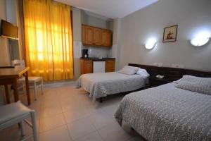 Aparthotel Las Lanzas, Апарт-отели  Лас-Пальмас-де-Гран-Канария - big - 21