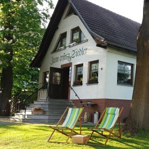 """Landhotel """"Zum ersten Siedler"""" - Dallgow"""