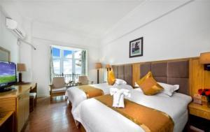 Huayuan Hot Spring Seaview Resort, Resorts  Sanya - big - 23