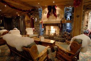 Le Sherpa Val Thorens Hôtels-Chalets de Tradition, Hotely  Val Thorens - big - 16