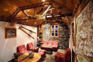 Le Sherpa Val Thorens Hôtels-Chalets de Tradition, Hotely  Val Thorens - big - 15