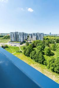 MW Apartamenty-Gdansk Zaspa Jana Pawla II
