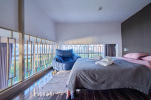 Wisetrip Riverside Apartments, Apartmanok  Hangcsou - big - 105
