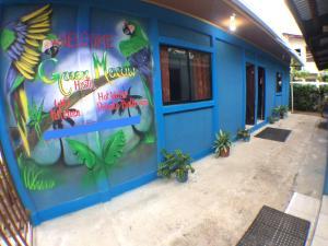 Green Macaw Hostel, Tortuguero