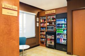 Fairfield Inn and Suites by Marriott Lakeland Plant City, Hotely  Plant City - big - 19