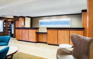 Fairfield Inn and Suites by Marriott Lakeland Plant City, Hotels  Plant City - big - 21