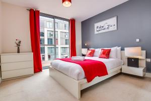AJY Birmingham City Centre Viva Apartment