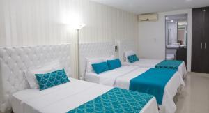 Hotel Boutique El Poblado, Отели  Нейва - big - 45