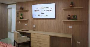 Hotel Boutique El Poblado, Отели  Нейва - big - 51