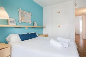 U-nique Sitges Beach, Апартаменты  Ситжес - big - 5