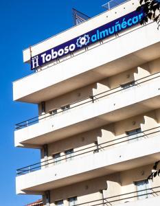 Hotel Toboso Almuñécar, Hotel  Almuñécar - big - 32
