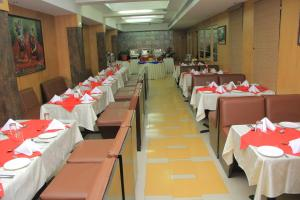 Pattom Royal Hotel, Отели  Тривандрум - big - 20