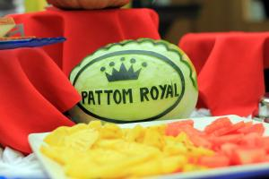 Pattom Royal Hotel, Отели  Тривандрум - big - 30