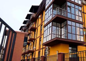 Апартаменты у самого моря, Apartmanok  Adler - big - 23