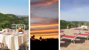 Colleverde Country House, Hotels  Urbino - big - 143
