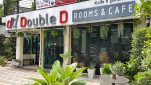 Double D Rooms & Cafe - Ban Khlong Bang Ramat