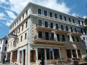 Albergues - Hotel Sopoti