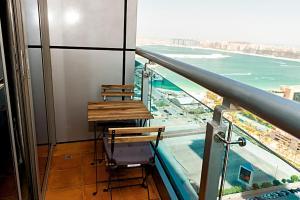 1BR Dubai Marina View Princess Tower 280S - Dubai