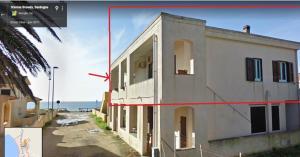 """Casa """"TORA"""" a pochi metri dalla spiaggia"""