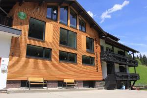 KWT Lodge - Hotel - Mittelberg