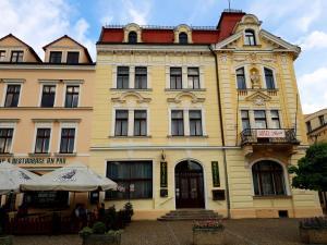Hotel Slavie Ceská Kamenice