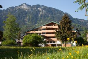 Hotel Kanisfluh - Mellau