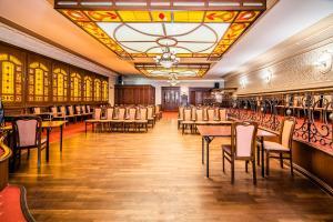 Hotel Merkury Centrum, Отели  Свидница - big - 49