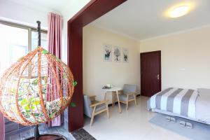 Guiyang Enjoy The Time Guest House, Hostelek  Kujjang - big - 6