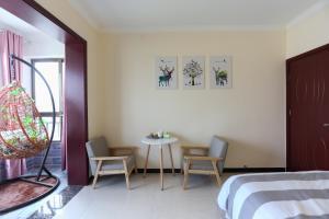Guiyang Enjoy The Time Guest House, Hostelek  Kujjang - big - 8