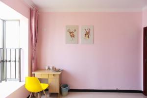 Guiyang Enjoy The Time Guest House, Hostelek  Kujjang - big - 41