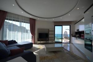 Konak Seaside Resort, Apartmanok  Alanya - big - 133