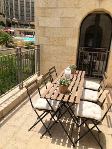 Mamilla's penthouse, Apartmány  Jeruzalém - big - 58