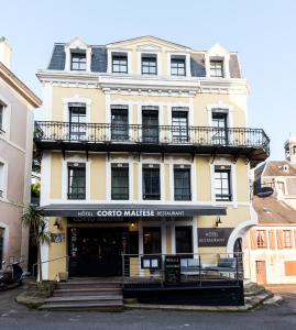 Location gîte, chambres d'hotes Hôtel Restaurant Corto Maltese dans le département Morbihan 56