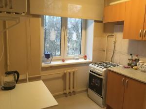Moscow apartment Ozyornaya - Nikulino