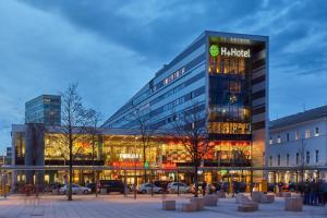 H+ Hotel Salzburg, Отели  Зальцбург - big - 38