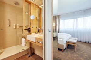 H+ Hotel Salzburg, Отели  Зальцбург - big - 21