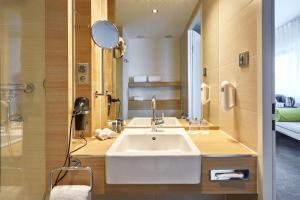 H+ Hotel Salzburg, Отели  Зальцбург - big - 22