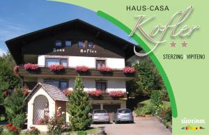 Zimmervermietung Affittacamere Kofler - Accommodation - Sterzing - Vipiteno