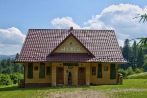 Apartmán Wilki2 Wetlina Polsko
