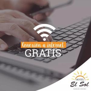 Hotel El Sol, Hotels  Guadalupe - big - 26