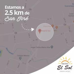 Hotel El Sol, Hotels  Guadalupe - big - 25