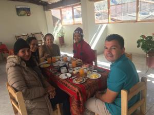 Hostel Apu Qhawarina, Hostince  Ollantaytambo - big - 72
