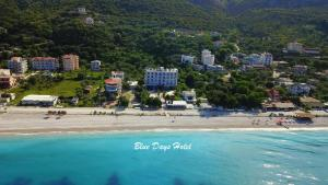 Hotel Blue Days - Shkalle Stenojt