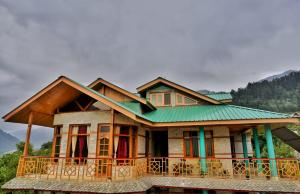 Nag's lodge, Panziók  Nagar - big - 8