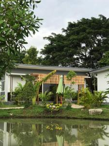 Sripiamsuk resort, Курортные отели  Ban Bang Phang - big - 43