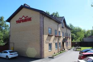 Hotel Teremok Moskovsky - Emmauss