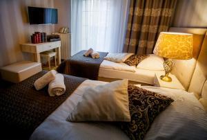 Aparthotel Oberża, Апарт-отели  Краков - big - 43