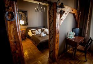 Aparthotel Oberża, Апарт-отели  Краков - big - 60
